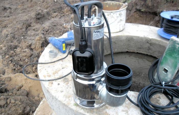Насос для колодца, водоснабжение под ключ в подмосковье
